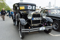 Tappningbil Ford Model A Royaltyfria Bilder