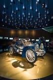 Tappningbil Mercedes-Simplex 40 PS, 1902 Fotografering för Bildbyråer