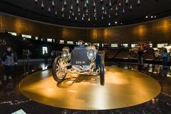 Tappningbil Mercedes-Simplex 40 PS, 1902 Arkivfoton