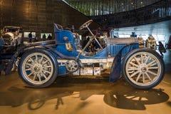 Tappningbil Mercedes-Simplex 40 PS, 1902 Arkivbilder