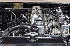 Tappningbilmotor Royaltyfri Fotografi