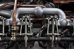 Tappningbilmotor Royaltyfria Bilder