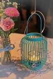 Tappningbröllopstearinljus Fotografering för Bildbyråer