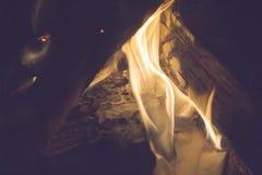 Tappningbrand Arkivfoto