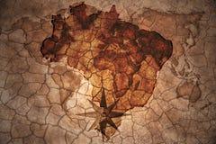 TappningBrasilien översikt stock illustrationer