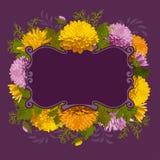 Tappningbukett Royaltyfria Bilder