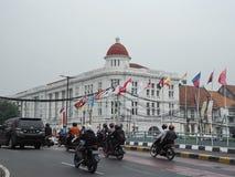 Tappningbyggnad i Kota Tua Royaltyfri Foto