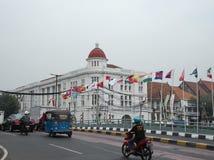 Tappningbyggnad i Kota Tua Royaltyfri Bild