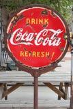 Tappningcoca - cola Royaltyfria Foton