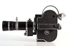 Tappningfilmkamera Arkivbild