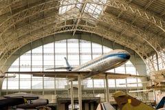 Tappningflygplan Royaltyfri Fotografi