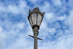 Tappninggatalampa Royaltyfri Fotografi