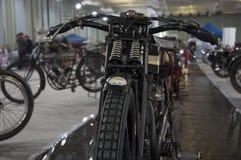 Tappninggp-motorcykel Royaltyfria Bilder