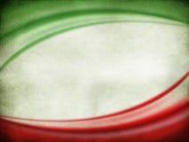 Tappninggrunge Mexico - Italien bakgrund Arkivbild
