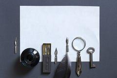 Tappninghandstilupps?ttning fotografering för bildbyråer