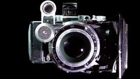 Tappningkameraskytte arkivfilmer