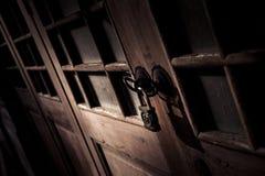 Tappningkinesdörr Royaltyfri Fotografi