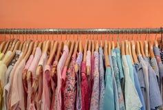 Tappningkläder Royaltyfria Foton