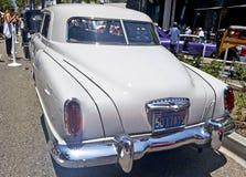 Tappningklassikerbilar Royaltyfri Bild
