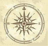Tappningkompass Royaltyfria Bilder