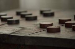 Tappningkontrollörbräde Arkivfoton