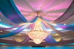 Tappningkristallkrona Royaltyfria Bilder