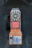 Tappninglöntelefon Fotografering för Bildbyråer