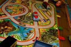 Tappningleksaker Toys för pojkar retro toys Retro effekt Royaltyfri Fotografi