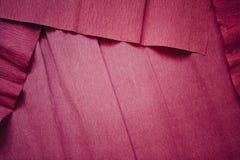 Tappninglilor för gammal stil/burgundy pappers- bakgrund Arkivfoton