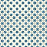 Tappninglyx blommar sömlös modellbakgrund Retro textur för tapetvektorblomma Arkivfoto