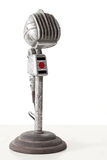 Tappningmikrofon Arkivfoton