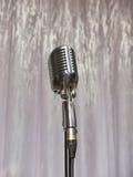 Tappningmikrofon Royaltyfria Bilder