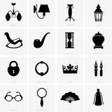 Tappningobjekt royaltyfri illustrationer