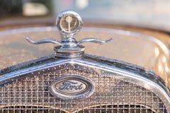 TappningOldtimer Ford Model A Royaltyfri Foto