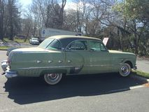 TappningPackard bil 1953 Royaltyfri Fotografi