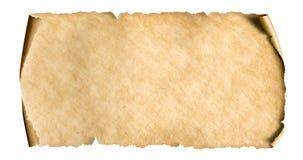 Tappningpappersark som isoleras på vit royaltyfria foton