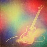 Tappningpapperstextur, abstrakt bakgrund Royaltyfria Bilder