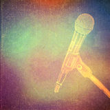 Tappningpapperstextur, abstrakt bakgrund Royaltyfri Foto
