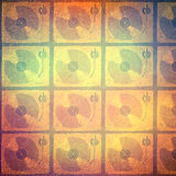 Tappningpapperstextur, abstrakt bakgrund Arkivfoton