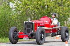 Tappningracebil Nash 480 Aeropower från 1930 Royaltyfria Foton