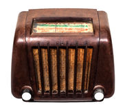 Tappningradio Arkivfoto