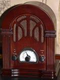 Tappningradio från 30-tal arkivbild