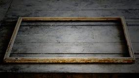 Tappningram på träbakgrund arkivbild