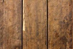 Tappningram på träväggen (bakgrund) Arkivfoton