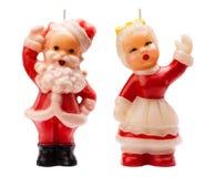 TappningSannta julljus Royaltyfri Bild