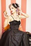 Tappningskönhet Royaltyfria Foton
