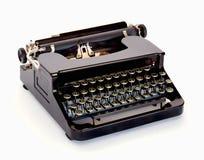 Tappningskrivmaskin Fotografering för Bildbyråer