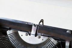Tappningskrivmaskin arkivbilder