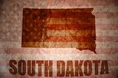 TappningSouth Dakota översikt royaltyfri foto