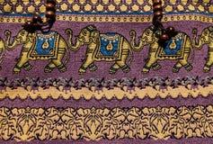 Tappningstil av tyg Royaltyfri Fotografi